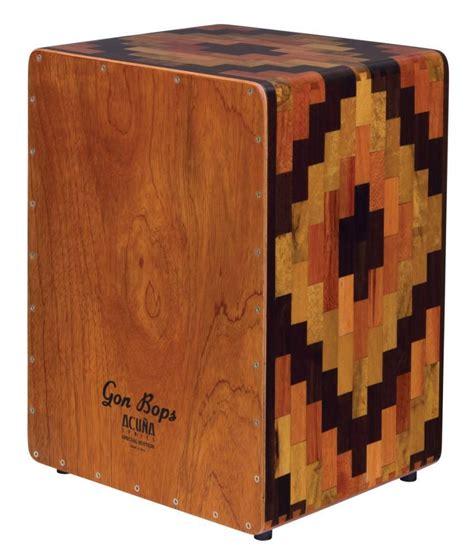 cajon musical gon bops alex acuna series special edition cajon