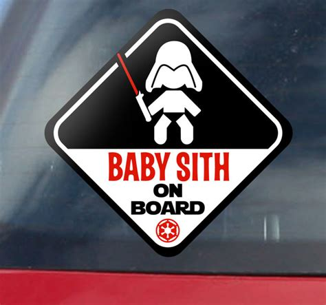Auto Aufkleber Baby On Bord by Autoaufkleber Baby Sith On Board Tenstickers