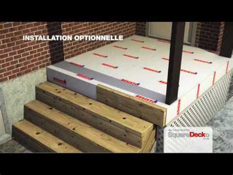 recouvrement patio beton les tuiles de patio galerie pour le recouvrement de b 233 ton