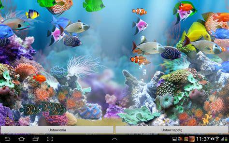 aquarium  wallpaper hd aplicaciones android en