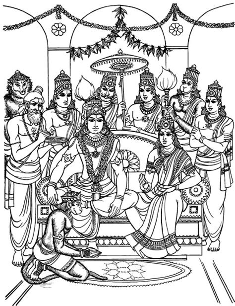 History of Art: Visual History of the World - Ramayana