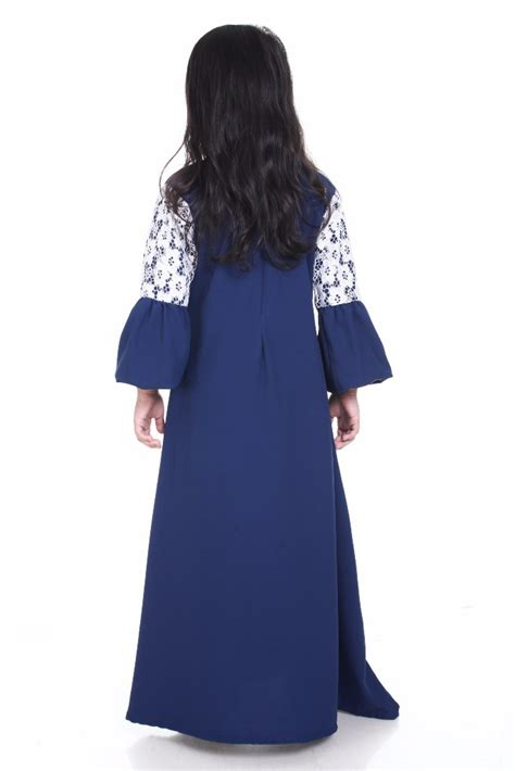 design baju zara jubah zara for kids navy blue aa7138jg amar amran