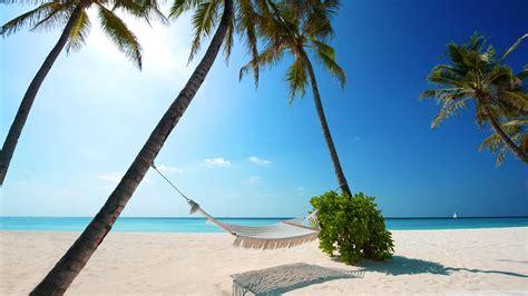 tropical beach wallpaper desktop wallpapertag