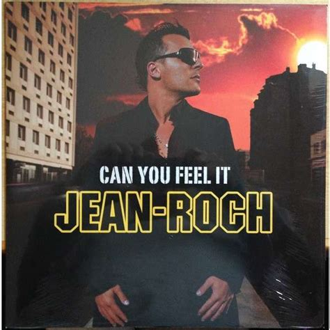 Can You Feel It can you feel it by jean roch 12inch with bourville29