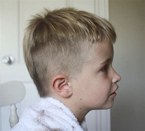 how to trim sides and back of hair country girl home how to cut your boys hair at home for