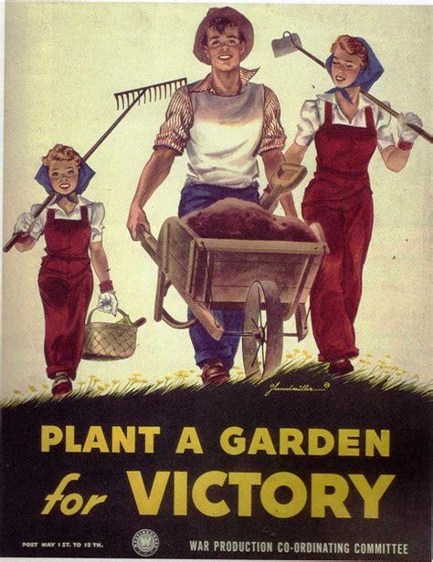 Victory Garden Ww2 by Victory Garden Posters Mr Esperanza S Classes