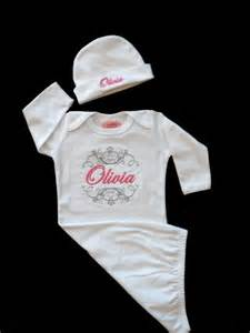 Monogrammed Baby Clothes Boy » Home Decoration