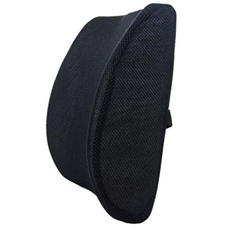 lumbar pillow for chair milliard lumbar support pillow memory foam chair cushion