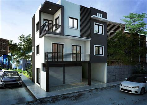 mesmerizing  storey house designs  rooftop