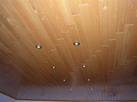 Plafond En Lambris by Pvc Plafond Chambre Isolation Id 233 Es