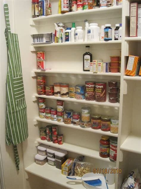 Shallow Pantry Shelves Shallow Shelves For Back Wall Kitchen