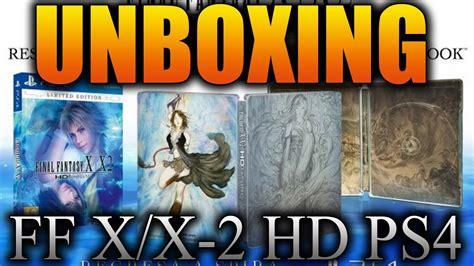 Ps4 X X 2 Hd Remaster Reg All unboxing x x 2 hd remaster ps4 en espa 241 ol by rdj style