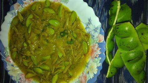 sambal ikan bilis tempoyak resepi mudah  ringkas