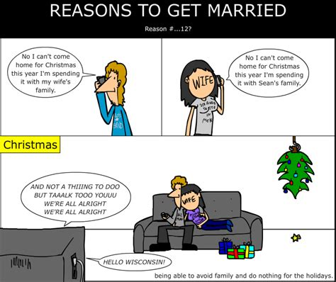 8 Reasons Not To Get A by Reasons To Get Married By Psychopop On Deviantart
