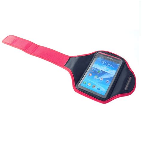 neoprene material sports armband for samsung note 2 3 ze ad007 jakartanotebook