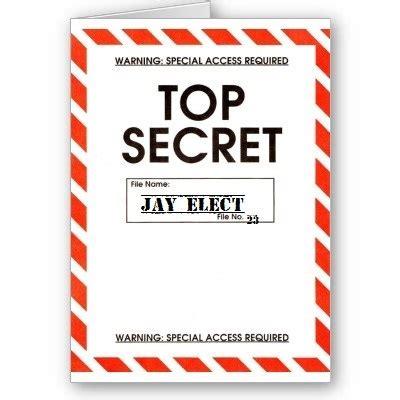 top secret report template top secret information genius