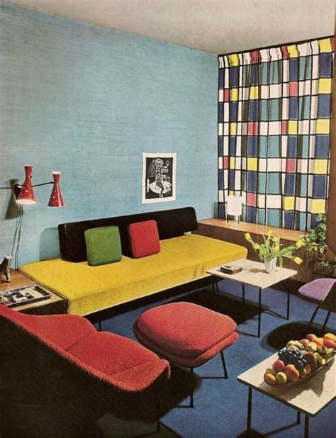 german interior design 1959 style the big 5 0