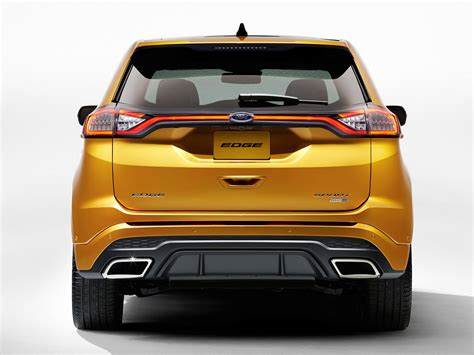 ford edge limited overview price