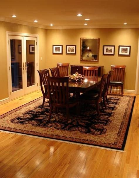 Recessed Lighting In Dining Room Dining Room Recessed Lighting Ideas Peenmedia