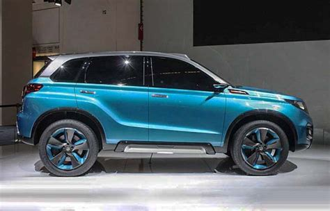 Suzuki Grand Vitara 2018 Suzuki Grand Vitara Changes Redesign Review And
