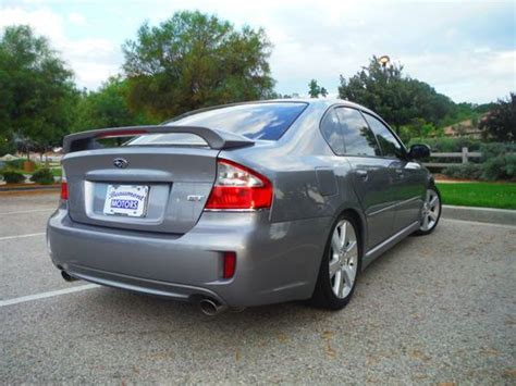 2008 subaru legacy airbag light purchase used 2008 subaru legacy gt limited sedan 4 door 2