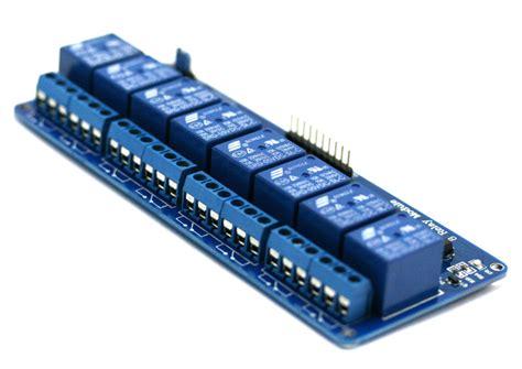 Modul Relay 8 Ch 8 channel relay module board 5v