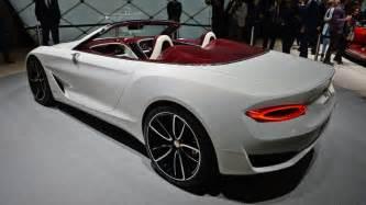 Future Bentley Bentley Exp 12 Speed 6e Concept Geneva 2017 Photo Gallery