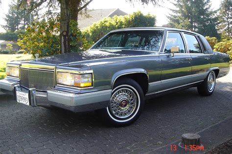 how to learn about cars 1992 cadillac brougham interior lighting 1992 cadillac brougham information and photos momentcar