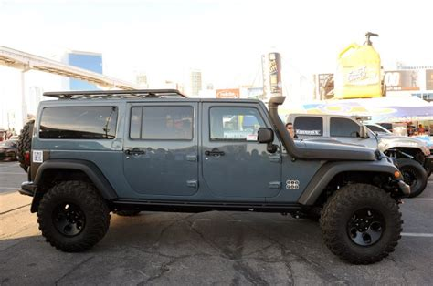 rubicon4wheeler: Six Pak Extra Long Wheelbase Jeep Wrangler JK