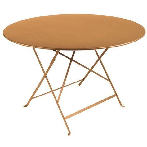 table de jardin cdiscount table de jardin pliante metal ronde 90cm achat vente table basse jardin table de jardin