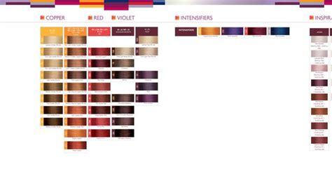 iso hair color iso i color swatch chart color charts