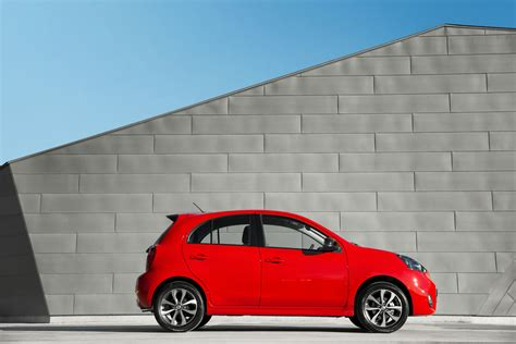 nissan canada canadian market nissan micra revealed with 1 6 liter