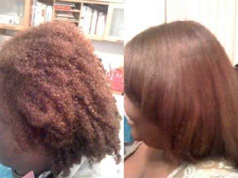 keritin treatment on natural short length hair my brazilian keratin treatment experience on natural hair