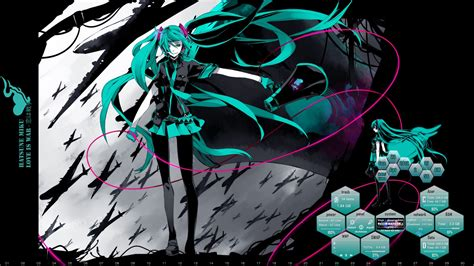 theme line vocaloid hatsune miku love is war by seraphimax on deviantart