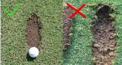 hitting or swinging golf should you actually hit down on the golf ball