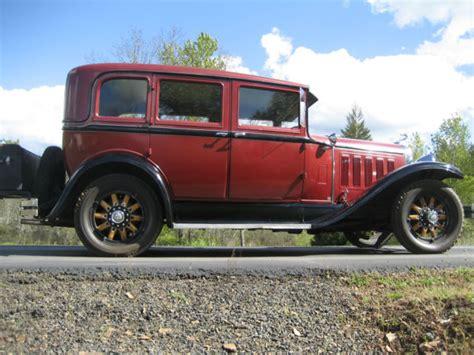 oakland pontiac 1929 oakland pontiac 4 door sedan