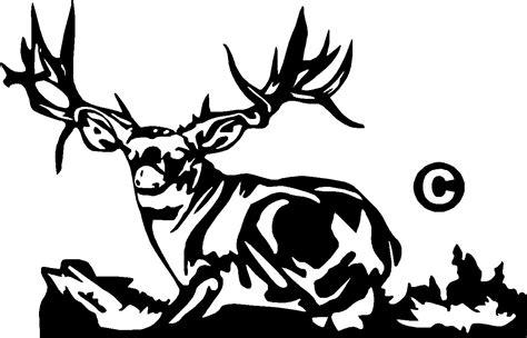 Auto Decals Red Deer by Mule Deer Vinyl Decal Sticker 7 Quot Wide
