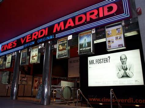 Madrid In Cinema by Cinema In Madrid Reviews Trailers New Releases