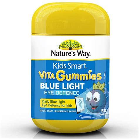 Nature S Way Smart Vita Gummies buy nature s way smart vita gummies blue light eye defence 50 pastilles at chemist