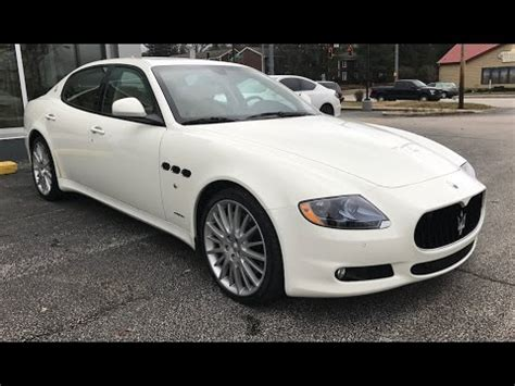 2011 Maserati Quattroporte S by 2011 Maserati Quattroporte S Walk Around In Depth