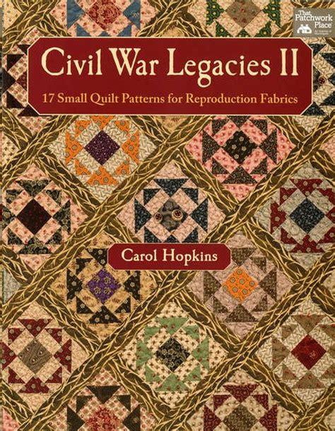 Civil War Quilt Pattern by Quilt Patterns