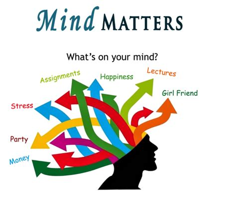 mind matters events news nus of living live your potential