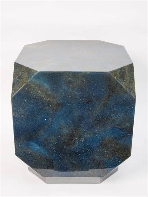 Mangkok Stainless Steel 2 Lapis Berukuran 14 Cm faceted lapis lazuli blue resin side table for sale at 1stdibs