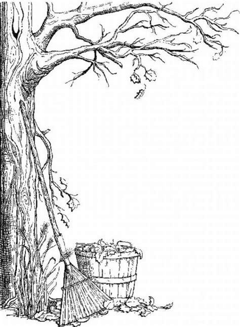 autumn tree coloring pages http www coloringoutline