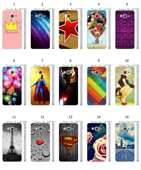 Casing Samsung Galaxy Grand Prime Motif Superman 11 mobile phone superman skull hybrid design protective white for samsung galaxy