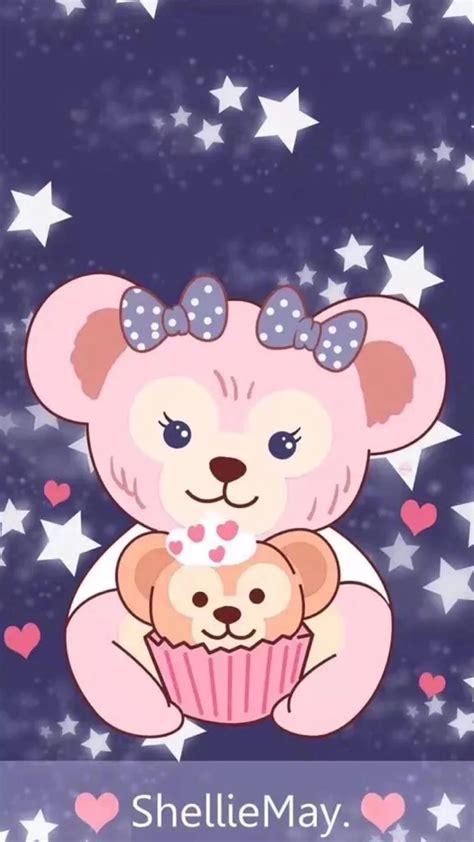 duffy  bear wallpaper friends wallpaper kawaii