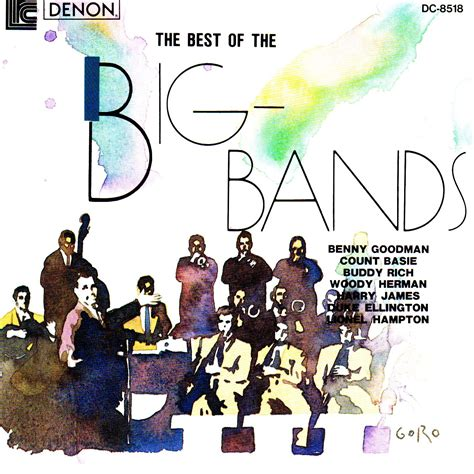 best of big band the best of the big bands vol 1 cd apesound