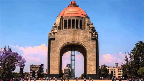 imagenes del monumento ala revolucion mexicana monumento a la revoluci 243 n youtube