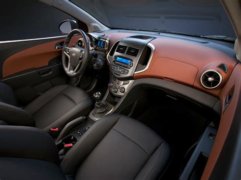 Chevy Interior by 2015 Chevrolet Sonic Price Photos Reviews Features