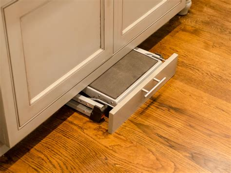 toe kick drawer step stool kitchen layout design ideas diy kitchen design ideas